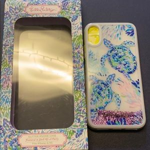 Lilly Pulitzer IPhone X/XS phone case